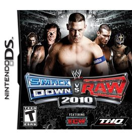 Nintendo DS WWE SmackDown vs. Raw 2010