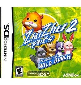 Nintendo DS Zhu Zhu Pets 2: Featuring The Wild Bunch