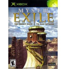 Xbox Myst 3 Exile