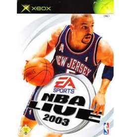 Xbox NBA Live 2003
