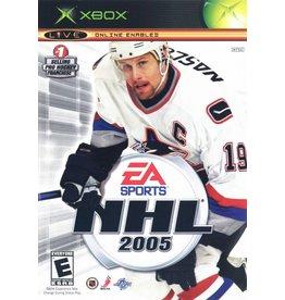 Xbox NHL 2005