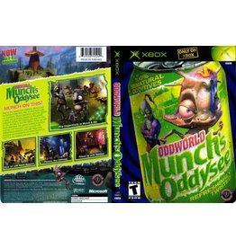 Xbox Oddworld Munch's Oddysee