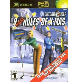 Xbox Outlaw Golf: 9 More Holes of X-Mas