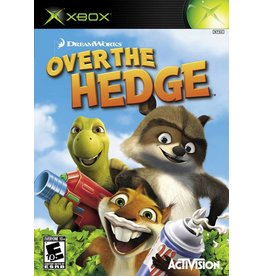 Xbox Over the Hedge