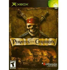 Xbox Pirates of the Caribbean