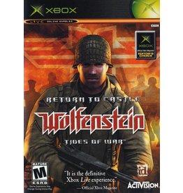 Xbox Return to Castle Wolfenstein
