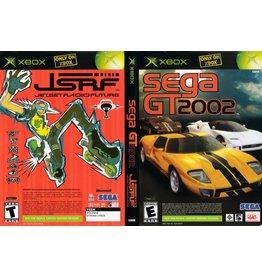 Xbox Sega GT 2002 JSRF Combo