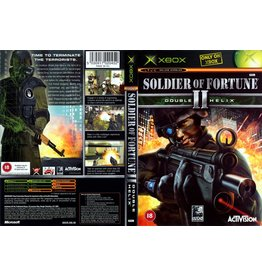 Xbox Soldier of Fortune 2