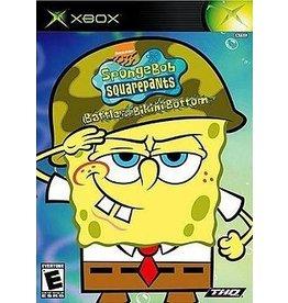Xbox SpongeBob SquarePants Battle for Bikini Bottom