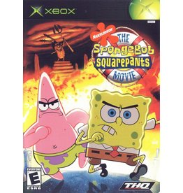 Xbox SpongeBob SquarePants The Movie