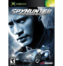 Microsoft Xbox Spy Hunter Nowhere to Run