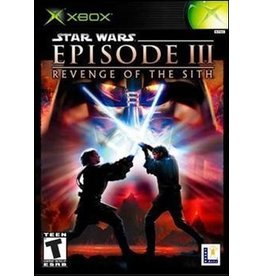 Xbox Star Wars Revenge of the Sith
