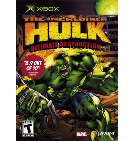 Xbox The Incredible Hulk Ultimate Destruction