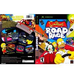 Microsoft Xbox The Simpsons Road Rage