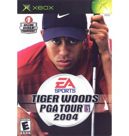 Xbox Tiger Woods 2004