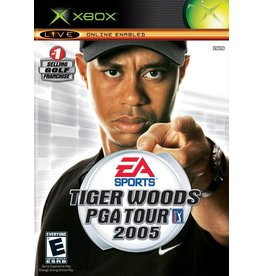 Xbox Tiger Woods PGA Tour 2005