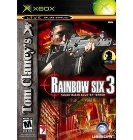 Microsoft Xbox Tom Clancy's Rainbow Six 3