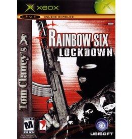 Xbox Tom Clancy's Rainbow Six Lockdown