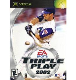 Xbox Triple Play 2002