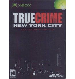 Xbox True Crimes New York City Collector's Edition