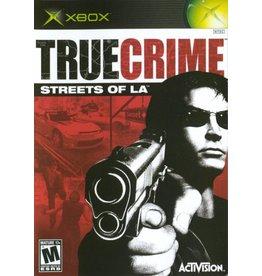Xbox True Crimes Streets of LA