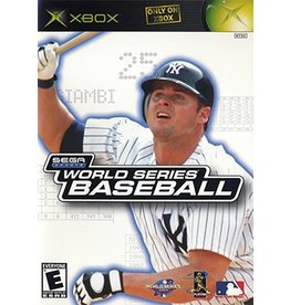 Xbox World Series Baseball