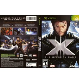 Microsoft Xbox X-Men X3 The Official Game