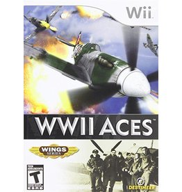 Nintendo Wii WWII Aces (New)
