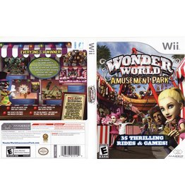 Nintendo Wii Wonder World Amusement Park
