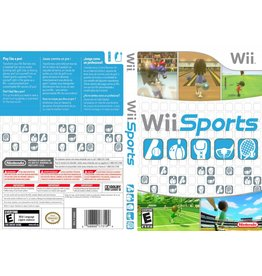 Nintendo Wii Wii Sports