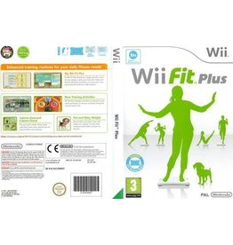 Nintendo Wii Wii Fit Plus