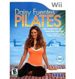Nintendo Wii Daisy Fuentes Pilates New