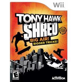 Nintendo Wii Tony Hawk: Shred