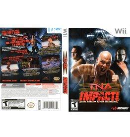 Nintendo Wii TNA Impact