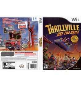 Nintendo Wii Thrillville Off The Rails