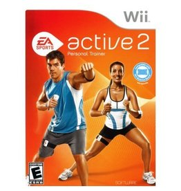 Nintendo Wii EA Sports Active 2 Personal Trainer