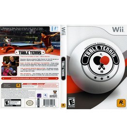 Nintendo Wii Table Tennis