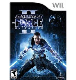 Nintendo Wii Star Wars: The Force Unleashed II