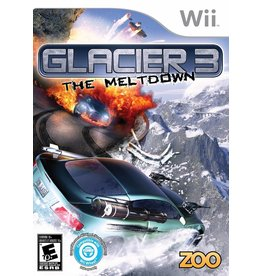 Nintendo Wii Glacier 3: The Meltdown