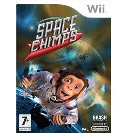 Nintendo Wii Space Chimps