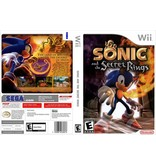 Nintendo Wii Sonic and the Secret Rings