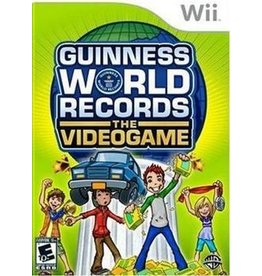 Nintendo Wii Guinness World Records The Video Game