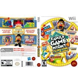 Nintendo Wii Hasbro Family Game Night 4: The Game Show