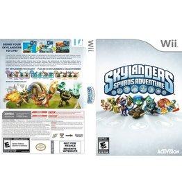 Nintendo Wii Skylanders Spyro's Adventure