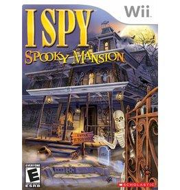 Nintendo Wii I Spy: Spooky Mansion