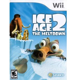 Nintendo Wii Ice Age 2 The Meltdown