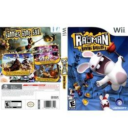 Nintendo Wii Rayman Raving Rabbids