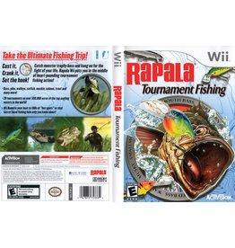 Nintendo Wii Rapala Tournament Fishing