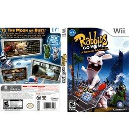 Nintendo Wii Rabbids Go Home