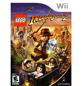 Nintendo Wii LEGO Indiana Jones 2: The Adventure Continues